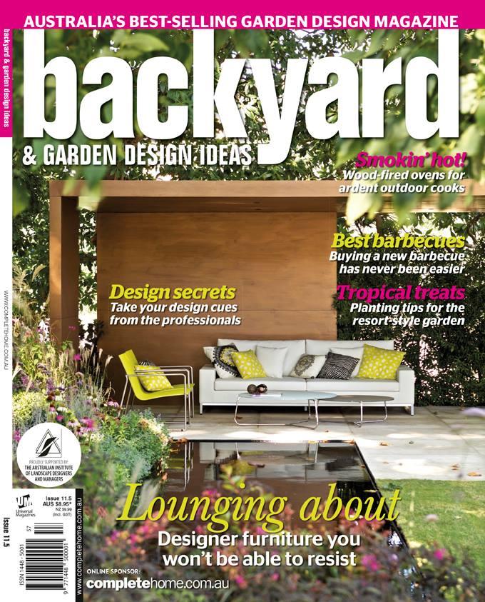 Ian barker gardens in backyard garden design ideas 11 5 for Landscape design jobs melbourne
