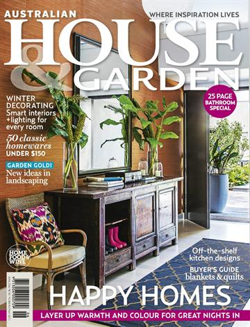 Australian House Garden June 2014 Feature Ian Barker Gardens