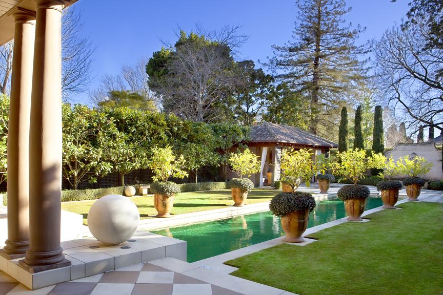 Formal gardens require precise garden maintenance which is for Garden design jobs melbourne