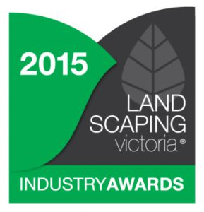 Landscaping Victoria Awards 2015 Logo