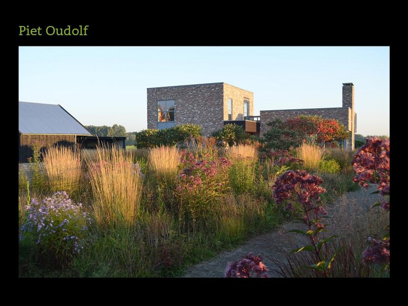 Piet oudolf for Landscapes in landscapes piet oudolf