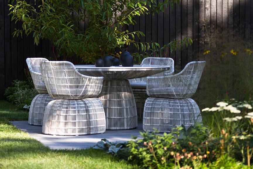 Ian Barker Gardens_Melbourne International Flower & Garden Show 2016_Erik Holt Photography_Outdoor Furniture